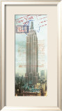The Big Apple Panel I Prints by Krissi 
