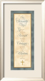Serenity Prayer Print by Mark Bowers