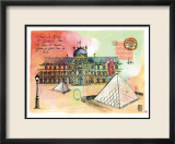 Paris Mon Amour Prints by Martine Rupert