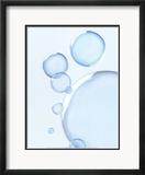 Bubbles Plakat af Cédric Porchez