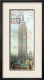 The Big Apple Panel I Print by Krissi 