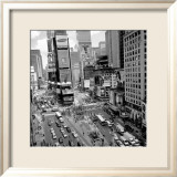 Times Square Prints by Henri Silberman