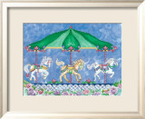 Logan's Carousel Prints by Marnie Bishop Elmer