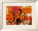 Jazz III Prints by Thierry Vieux