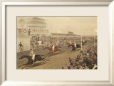 The Grand Steeple Chase IV Posters by Francis Calcraft Turner