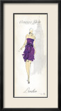 Fashion Lady III Prints by Avery Tillmon