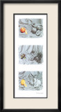 Fruit Trio II Prints by Gilles Martin-Raget