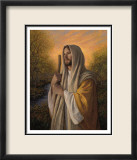 Loving Savior Arte por Jon McNaughton