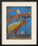 Tomorrow Inspires Affiches par Norman Wyatt Jr.