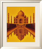 Exotic India Affiches par Steve Forney