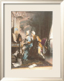 Love&#39;s Duet Print by Arturo Ricci