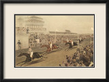 The Grand Steeple Chase IV Art by Francis Calcraft Turner