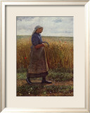 Summer Harvest Prints by Leopold Karl Walter von Kalckreuth