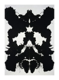 Rorschach, c.1984 Giclee Print by Andy Warhol