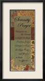 Serenity Prayer Poster by Marilu Windvand