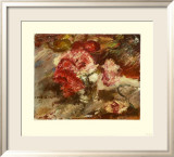 Pinks Poster von Lovis Corinth