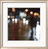 Espresso Lights II Limited Edition Framed Print by Eva Mueller