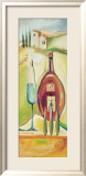 Glass of Wine and ThouIV Poster von Heinz Voss