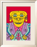 Watch Dog Prints by Karl Wirsum