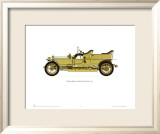 Rolls-Royce Silver Ghost 1907 Art