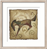 Leaping Horse Prints by Raya