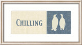 Chilling Prints by Krissi 