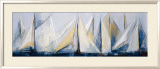 First Sail II Prints by María Antonia Torres