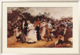 Wedding Procession Posters by Samuel Luke Fildes