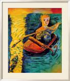 Utan titel, 1985 Poster av Georg Dokoupil
