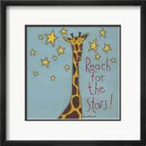Reach for the Stars Kunst af Anne Tavoletti