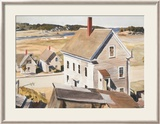 House By 'squam River, Gloucester (cape Ann, Massachusetts), 1926 Affiche par Edward Hopper