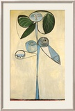 Woman/flower 1946 Prints by Pablo Picasso
