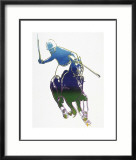 Polo Player, c.1985 Prints by Andy Warhol