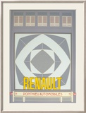 Renault Prints by Perry King