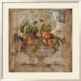 Melange De Fruit I Print by Francois Fressinier