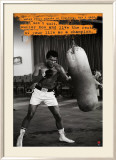 Muhammad Ali Plakater