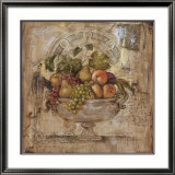 Melange De Fruit I Prints by Francois Fressinier