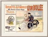Leon Bollee Framed Giclee Print by Andre Robert