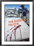 The Elusive Truth! Posters par Damien Hirst
