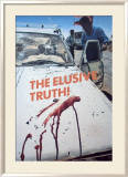 The Elusive Truth! Affiches par Damien Hirst