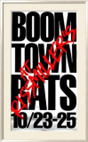 Boomtown Rats Prints