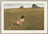 Andrew Wyeth - Christina's World Plakát