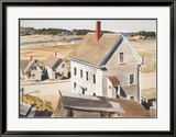 House By 'squam River, Gloucester (cape Ann, Massachusetts), 1926 Affiches par Edward Hopper
