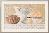 Still Life with Lemons II Prints by C. C. Wilson