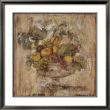 Melange De Fruit II Print by Francois Fressinier