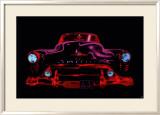 Auto Neon I Kunstdrucke von Didier Mignot