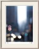 Cool Lights III Limited Edition Framed Print by Eva Mueller