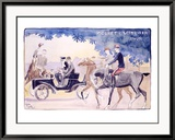 Rochet and Schneider Framed Giclee Print by Maurice Romberg