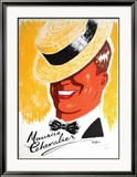 Maurice Chevalier Limited Edition Framed Print by Charles Kiffer