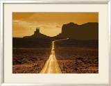 Monument Valley, Arizona Poster von Michael Busselle